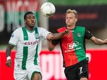 Christoph Hemlein (r.) wechselt zu Arminia Bielefeld
