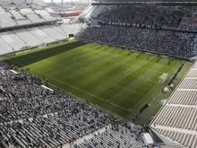 Weitere Verzögerungen beim WM-Stadion in São Paulo