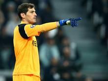 Iker Casillas verlängert um ein Jahr beim FC Porto