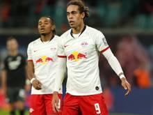 Poulsen macht RB Leipzig endgültig zum Herbstmeister