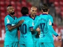 Barcelona gewinnt zum Restart auf Mallorca