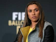 Brasiliens Marta kritisierte die deutschen Spielerinnen