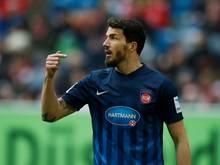 Spielt seit 2015 für Heidenheim: Norman Theuerkauf