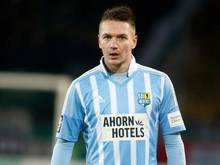 Ex-CFC-Spieler Daniel Frahn verklagt den Chemnitzer FC