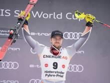 Aleksander Aamodt Kilde ist Sieger des Gesamtweltcups