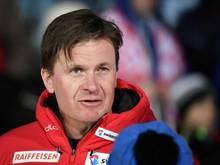 Urs Lehmann bewirbt sich um Amt des FIS-Präsidenten