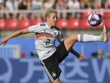 Carolin Simon wechselt aus Lyon zum FC Bayern
