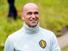 Roberto Martinez steht vor einer Vertragsverlängerung
