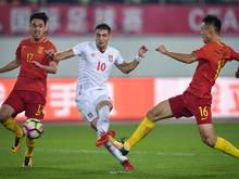 Dušan Tadić (m.) und Co. gewinnen in China