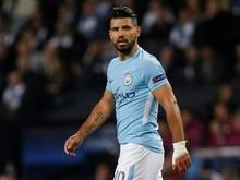Kehrt in den Kader von Manchester City zurück: Sergio Agüero