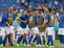 Italien zahlt pro Kopf 250.000 Euro Titelprämie