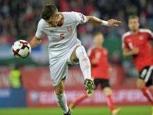 Verpasst die WM: Matija Nastasic