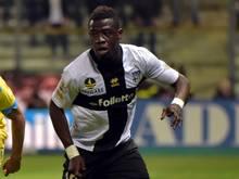 Afriyie Acquah bleibt auf Leihbasis beim FC Parma