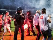 Nach Böllerwurf: Braunschweiger Fan wurde verurteilt