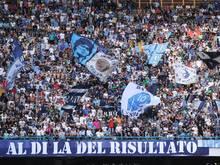 Neapel-Fans dürfen gegen Nizza nicht ins Stadion