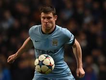 FC Liverpool verpflichtet Manchester Citys James Milner