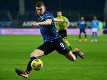 Robin Gosens könnte im Pokalfinale vor Fans spielen