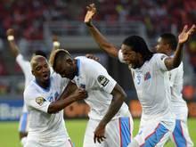 Die DR Kongo steht im Halbfinale des Afrika-Cups