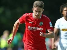 Ernst ist ab Januar für den 1. FC Magdeburg im Einsatz: Sebastian Ernst