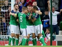 2:0-Heimsieg für Nordirland gegen Tschechien