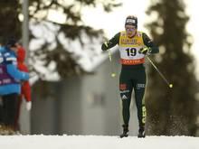 Platz 13 in Lillehammer für Langläuferin Sandra Ringwald
