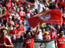 Benfica Lissabon feiert den dritten Titel der Saison