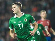Paddy McNair traf gegen Tschechien doppelt