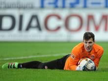 Marius Müller wurde von den FCK-Fans beschimpft