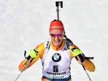 Denise Herrmann will die zweite WM-Medaille