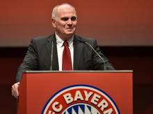 Ehrenpräsident von Bayern München: Uli Hoeneß