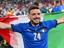 Alessandro Florenzi wechselt von Rom nach Mailand