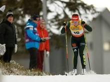 Katharina Hennig wird in Oberstdorf Neunte