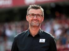 Testspielsieg für den Club und Trainer Michael Köllner