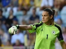 Nadine Angerer schließt Rückkehr in die Bundesliga aus