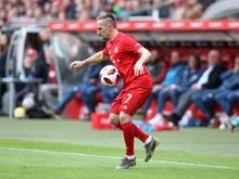 Ex-Bayern-Star Franck Ribery wechselt nach Italien