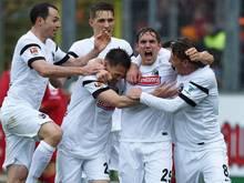 Freiburg sieht im Pokal gegen Wolfsburg gute Chancen