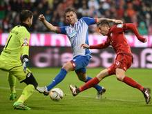 Bayern München gewinnt durch Doppelpack von Lewandowski