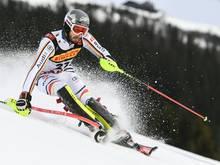 Dominik Stehle ist deutscher Meister im Slalom