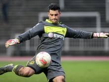 Verlängert bis 2016 bei Dortmund II: Zlatan Alomerovic