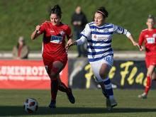 Eurosport überträgt Spiele der Frauen-Bundesliga
