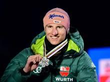 Geiger verpasst Weltcup wegen bevorstehender Geburt