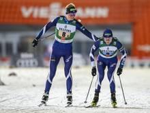 Beim finnischen Sieg lief deutsches Duo auf Rang elf