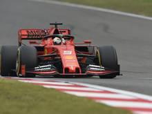 Vettel will mit Ferrari in Aserbaidschan attackieren