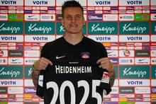 Bindet sich langfristig an den FCH: Kevin Müller