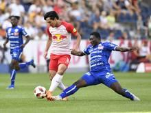 Youba Diarra (r.) wechselt zum FC St. Pauli
