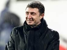 Arveladze wurde bei Trabzonspor entlassen
