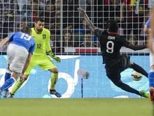 Hier erzielt Eder das 1:0 für Portugal