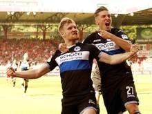 Konstantin Kerschbaumer (r.) wechselt zum FC Ingolstadt