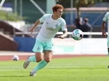 Joshua Sargent traf in Minute 73 für Werder