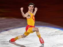 In Pyeongchang holte Fernandez die Bronzemedaille